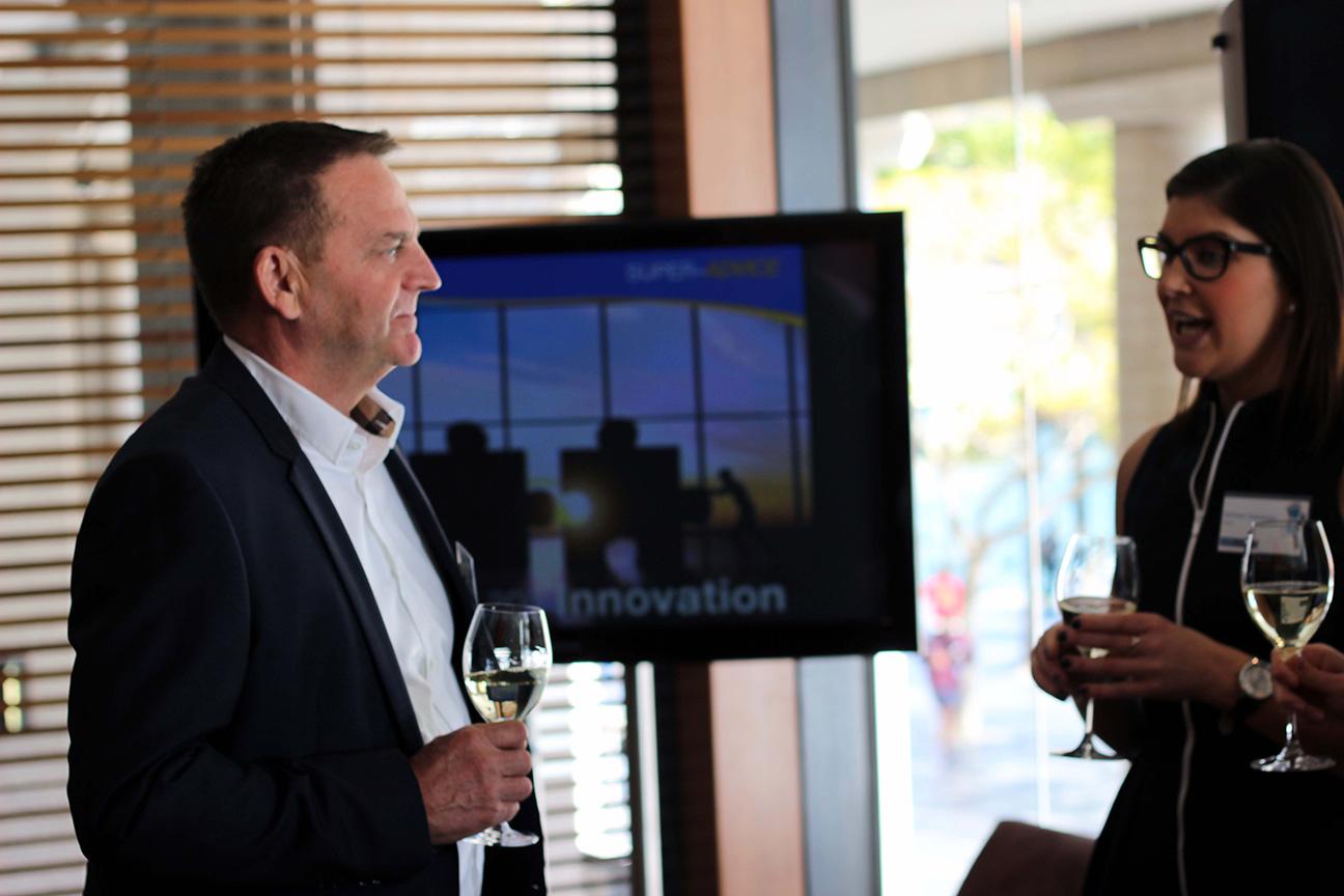 Allan Rickerby, CEO of Super-Advice